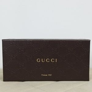 Gucci eyeglasses sunglasses paper box